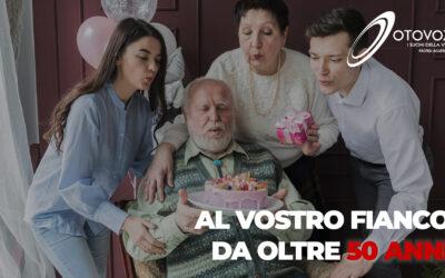 Otovox da oltre 50 anni