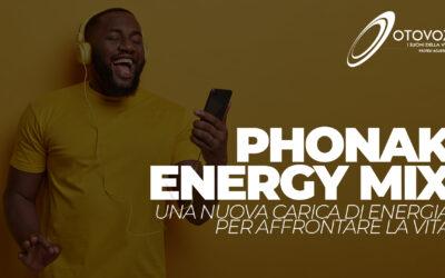 Phonak energy mix